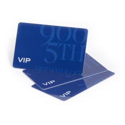 Regular Gloss PVC Card