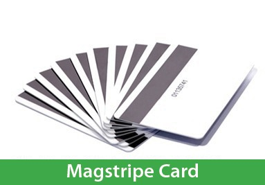 MEG-STRIPE CARD